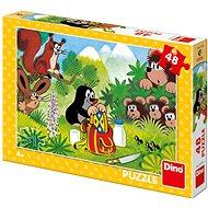 Krtko a desiata 48 Puzzle Nové - Puzzle