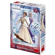 Frozen II 200 Diamond Puzzle Nové