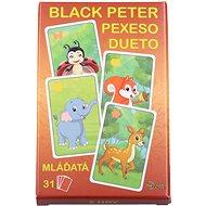 Čierny Peter mláďatá