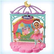 Barbie chelsea baletka herná sada - Bábika