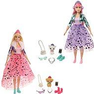 Barbie princess adventure princezna asst - Bábika