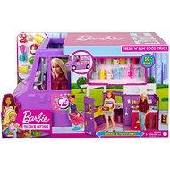 Barbie Fresh 'n' Fun Food Truck - Game Set