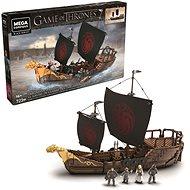 Mega Bloks Hra o tróny Targaryenská loď - Stavebnica