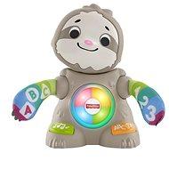 Fisher-Price Linkimals hovoriaci lenochod CZ - Interaktívna hračka