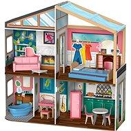 Desgigned by me: Magnetic Makeover - Domček pre bábiky