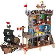 Pirátska zátoka - Domček pre bábiky