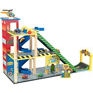 Mega Ramp Racing Set - Domček pre bábiky