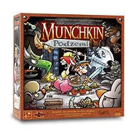 Munchkin: Podzemie - Dosková hra