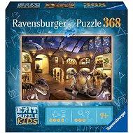 Ravensburger  129256 Exit KIDS Puzzle: Noc v múzeu 368 dielikov - Puzzle