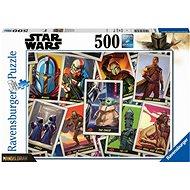 "Ravensburger  165612 The Mandalorian – ""Baby Yoda"" 500 dielikov - Puzzle"