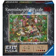 Ravensburger  164837 Exit Puzzle: Skleník 368 dielikov - Puzzle