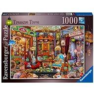 Ravensburger  165766 Pokladnica 1000 dielikov - Puzzle