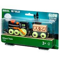 Brio World 33986 Strašidelný vlak - Vláčikodráha