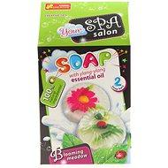 Výroba mydla – kvitnúca lúka