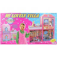 Domček pre bábiky Domček pre bábiky – menší