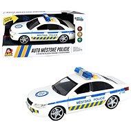 Auto Mestská polícia, CZ dizajn, s českým hlasom - Auto