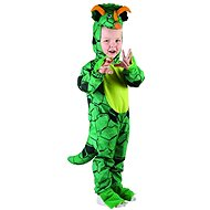 Šaty na karneval – Triceratops, 80 – 92 cm - Detský kostým