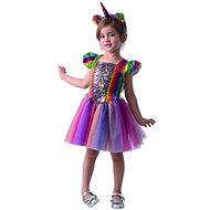 Šaty na karneval – jednorožec so sukienkou, 80 – 92 cm - Detský kostým