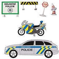 Sada diaľničnej polície - Hračka