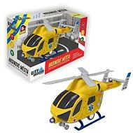 Vrtulník záchranný na setrvačník se světlem a zvukem - Vrtuľník