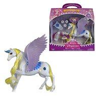 MaDe Kôň s příslušenstvom, svetlo a zvuk, 32 × 32 cm - Kreatívna hračka