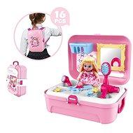 MaDe Súprava krásy v kufríku, 16 × 23 cm - Kreatívna hračka