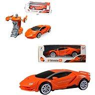 MaDe Robot – auto so svetlom a zvukom, 24 cm - RC model