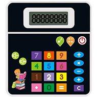 MaDe Kalkulačka v českom boxe na batérie, s melódiami a zvukom, 12 × 13 cm - Vzdelávacia hračka