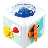 Kocka – senzomotorická hračka - Hračka pre najmenších