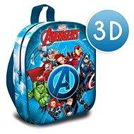 Kids Euroswan 3D Detský batoh – Avengers