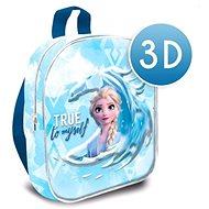 Kids Euroswan 3D Detský batoh – Frozen II - Detský ruksak