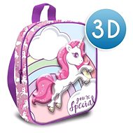 Kids Euroswan 3D Detský batoh – Unicorn