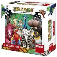 Zafari - Spoločenská hra