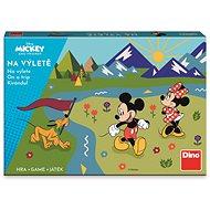 Mickey a kamaráti Na výlete - Spoločenská hra