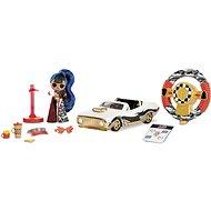 L.O.L. Surprise! Pretekárske auto s J. K. bábikou - Auto