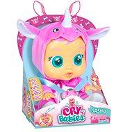 Cry Babies Interactive doll Sasha - Doll