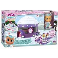Cry Babies Magic Tears – sada Iglo Kristal - Doplnok pre bábiky