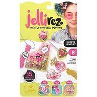 Jelli Rez – základná súprava na výrobu gélovej bižutérie – cukrovinky - Sada na výrobu šperkov