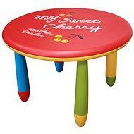 Detský stôl Detský plastový stôl v hravom farebnom vyhotovení