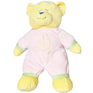 Medvedík uspávačik pre dievčatá - Hračka pre najmenších