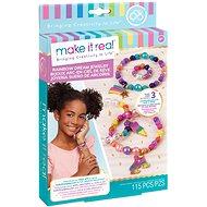Make It Real Náramky s príveskami - Sada na výrobu šperkov