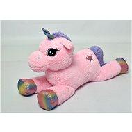 Jednorožec ružový, 85 cm - Plyšová hračka