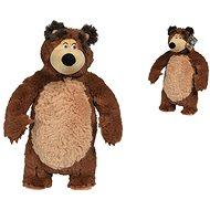 Simba Máša a medveď Plyšový medveď 40 cm