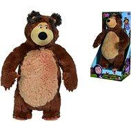 Simba Máša a medveď Medveď Míša Shake & Sound, 43 cm