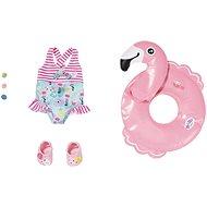 BABY born Súprava na plávanie, 43 cm - Doplnok pre bábiky