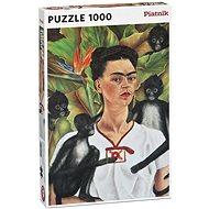 Frida Kahlo, Autoportrét - Puzzle
