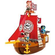 Abrick - Pirátska loď - RC loď na ovládanie