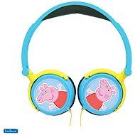 Peppa Pig Stereo Slúchadlá s bezpečnou hlasitosťou pre deti