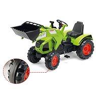 Traktor Claas Axos 330 s prednou lyžicou