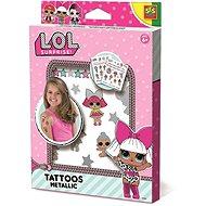 SES L.O.L. – metalické tetovanie - Dočasné tetovanie